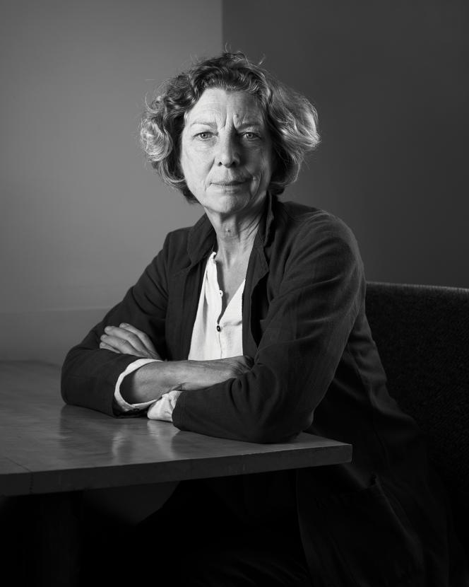 Fiona Beeston, viticultrice, à Paris, le 27 août 2021.