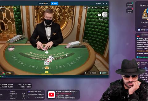 Twitch et les jeux d'argent