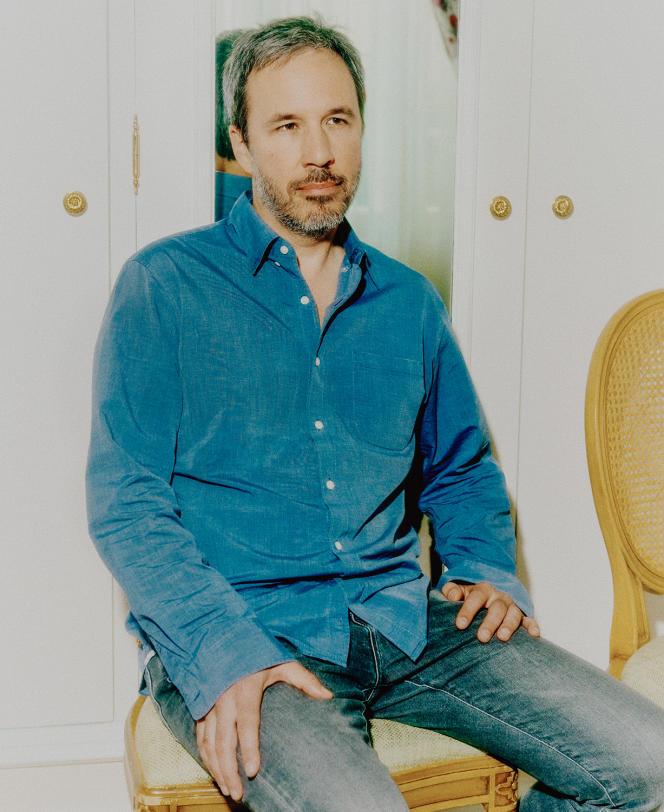 Le réalisateur Denis Villeneuve à Paris, en septembre2017.