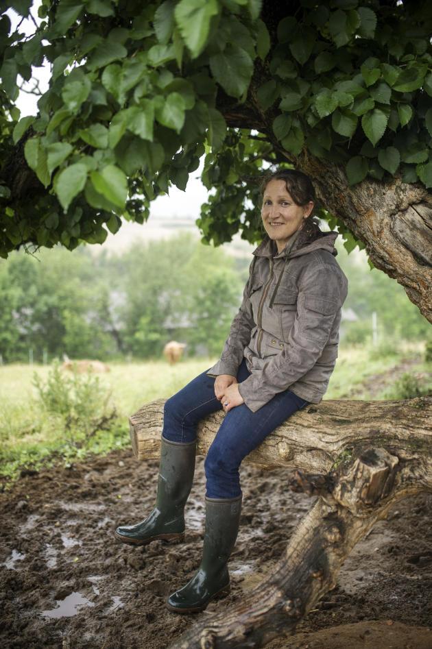 Sylvie Monier, directrice de la mission Haies d'Auvergne, vice-présidente de l'Association française des arbres et haies champêtres (AFAC-Agroforesteries), qu'elle a cofondée en 2007, et présidente du Fonds pour l'arbre, fondé par l'AFAC-Agroforesteries et la fondation Yves Rocher.