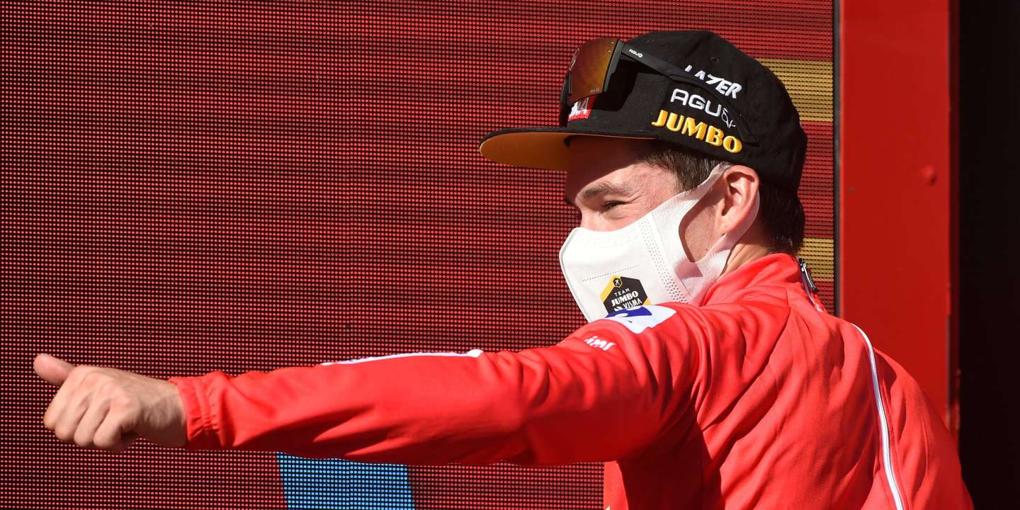 Primoz Roglic will get third space within the Tour of Spain
