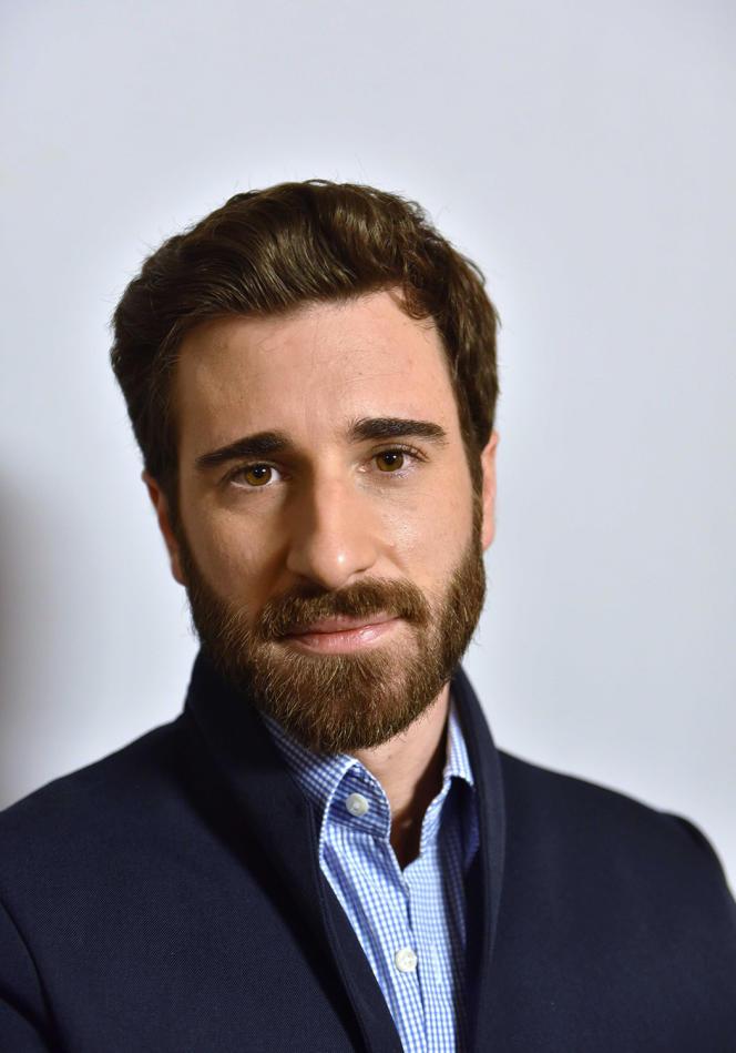 Julien Rochedy en 2018.
