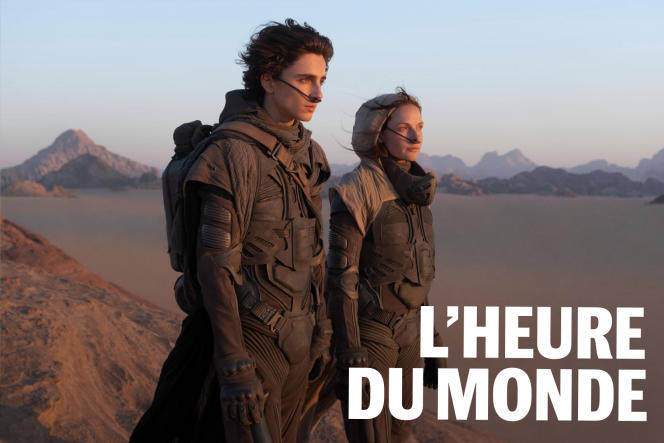 Le réalisateur Denis Villeneuve a transposé« Dune» à l'écran, œuvre longtemps considérée comme inadaptable.