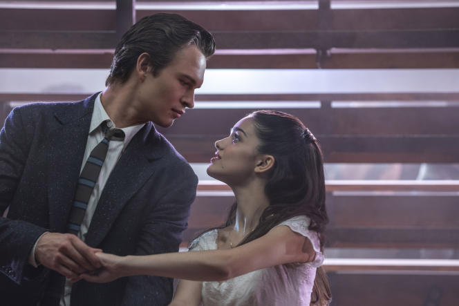 Ansel Elgort et Rachel Zegler dans le« West Side Story » de Steven Spielberg, qui sortira le 10 décembre aux Etats-Unis, le 8 décembre en France.