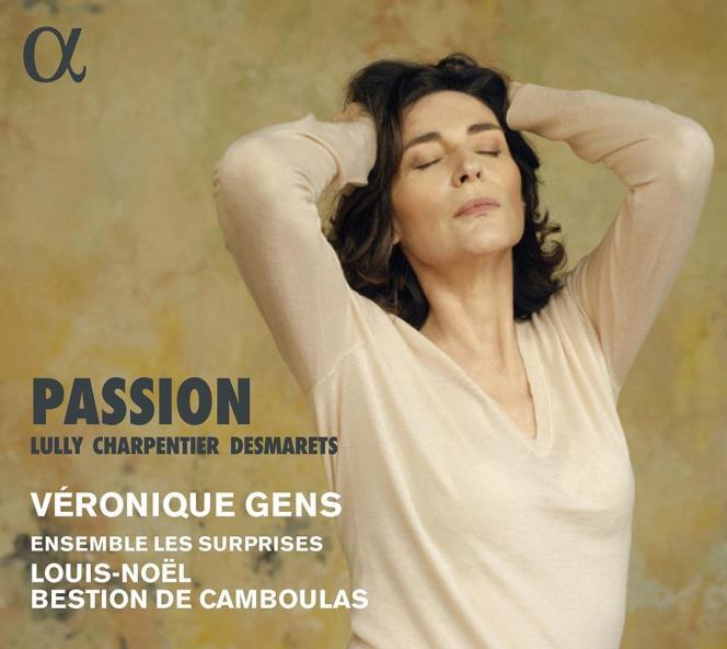 Pochette de l'album « Passion», de Véronique Gens.