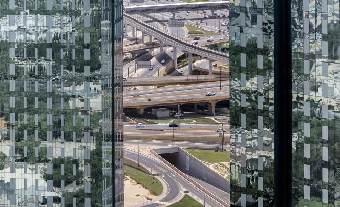A Dubaï, le 30 juin 2021.