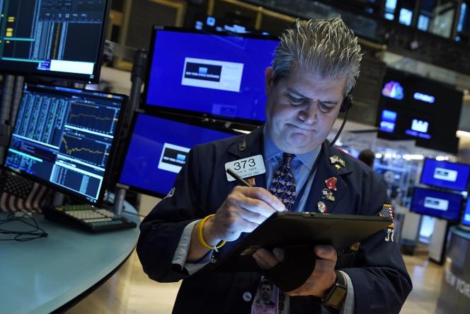 A Wall Street, le 9 septembre 2021.