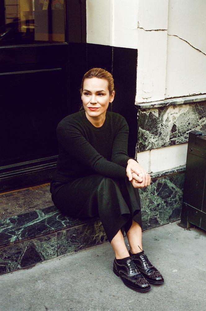 La créatrice de parfums Camille Goutal.