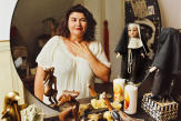 Des «Idoles» à «Showgirl», Marlène Saldana ne se refuse rien