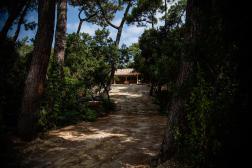 Au Cap-Ferret (Gironde) , le 4 septembre 2021.