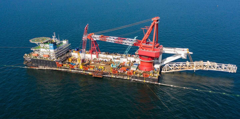 Gazoduc Nord Stream 2 Moscou veut accélérer la mise en service
