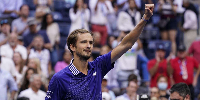 Pour Daniil Medvedev, la finale de l'US Open est l'occasion de changer de dimension