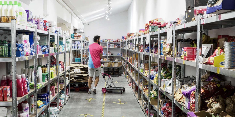 Quick commerce risque de multiplication de mini-entrepôts en ville