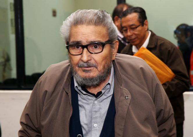 Abimaël Guzman, le 27 juin 2017.