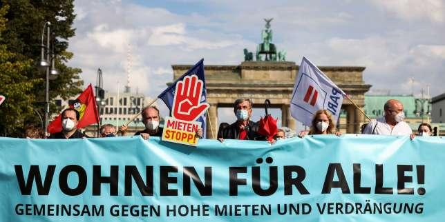 Un référendum clé à Berlin sur l'avenir de la politique du logement