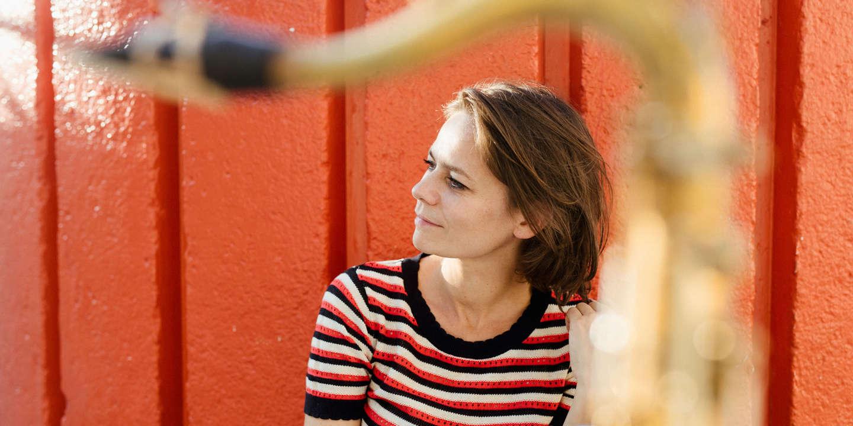 A Mantes-la-Jolie, la saxophoniste Sophie Alour dialogue avec Eole