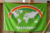 «Greenpeace a acquis une place particulière encombinant lacommunication etl'activisme»