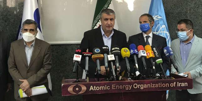 L'accord sur le nucléaire iranien suspendu au bon vouloir de Téhéran