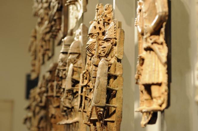 Acquis dans des conditions pour le moins discutables, les bronzes du Bénin sont dispersés dans de nombreux musées européens.