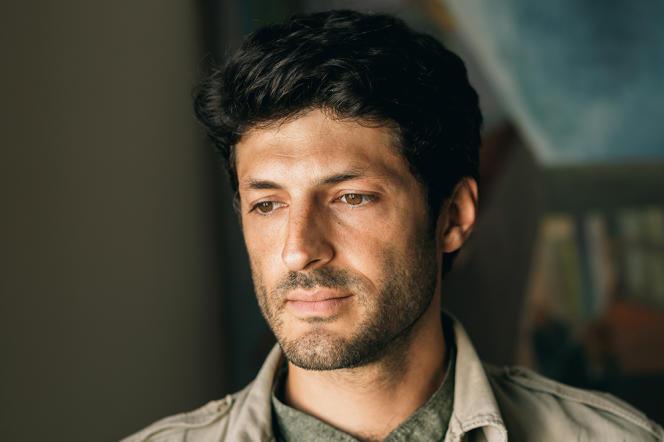 Le réalisateur Emmanuel Cappellin, le 11septembre, à Montreuil.