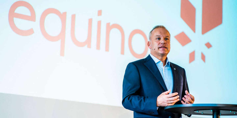 le pétrolier norvégien Equinor sont défi écologique
