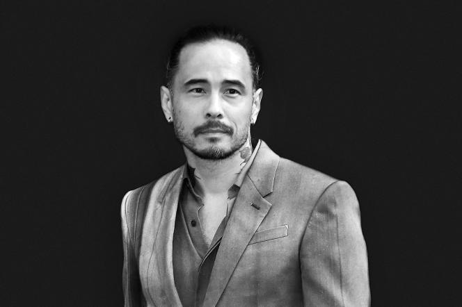 Le scénariste Dave Callaham, lors de la première du film «Shang-Chi et la Légende des Dix Anneaux», à Los Angeles, le 16août.