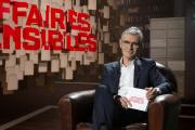 Fabrice Drouelle, présentateur de l'émission«Affaires sensibles», sur France Inter et sur France 2.