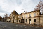 L'ancien hôpital Saint-Vincent-de-Paul, à Paris.