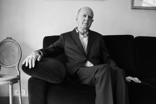 Jean-Marc Sauvé chez lui, à Sceaux (Hauts-de-Seine), le 9 septembre 2021.