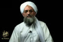 """FILE - This frame grab from video shows al-Qaida's leader Ayman al-Zawahri at an unknown location, in a videotape issued Saturday, Sept. 2, 2006. Al-Qaida leader Ayman al-Zawahri appeared in a new video marking the 20th anniversary of the Sept. 11, attacks, months after rumors spread that he was dead. The SITE Intelligence Group that monitors jihadist websites said the video was released Saturday, Sept. 11, 2021. In it, al-Zawahri said that """"Jerusalem Will Never be Judaized,"""" and praised al-Qaida attacks including one that targeted Russian troops in Syria in January. (Militant Photo via AP, File)"""