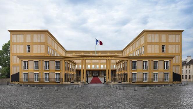 Le Mobilier national, à Paris.