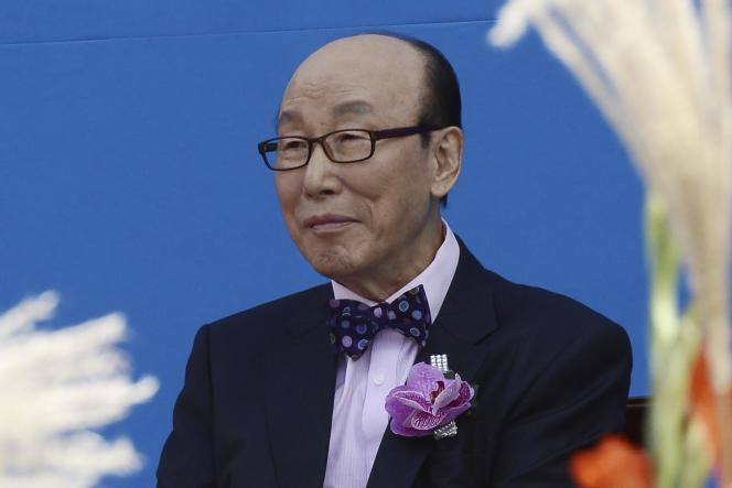 Cho Yong-gi, à Séoul, le 11 octobre 2013.