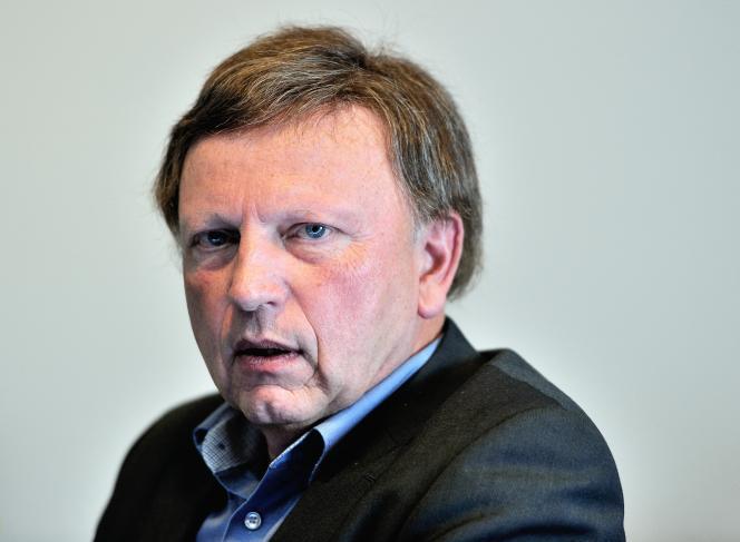 Antoine Waechter, le 16 mai 2014.