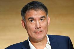 Le secrétaire du Parti socialiste, Olivier Faure, à Montpellier (Hérault), le 7 septembre 2021.
