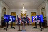 Crise diplomatique entre Washington et Paris au sujet des sous-marins australiens