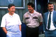 Harvey Keitel, Sylvester Stallone et Robert De Niro dans «Copland» (1997), de James Mangold.