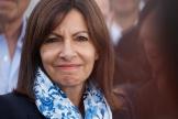 Anne Hidalgo, à Paris, le 16 septembre 2021. Elle avait fait part de son opposition à un débat entre candidats à l'investiture du PS.