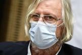 Didier Raoult, à Paris, le 15septembre.