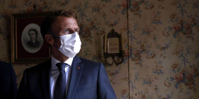 Covid-19 : Emmanuel Macron laisse espérer la fin du passe sanitaire dans certaines régions