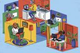 Les subtilités de l'assurance des salariés en télétravail