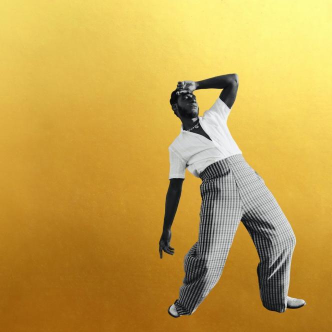 Pochette de l'album « Gold Diggers Sounds », de Leon Bridges.