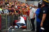 Les débordements lors des matchs de football sont «une manière de se remettre sur la carte des supporteurs»