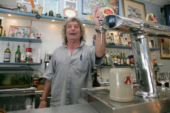René Malleville, September 30, 2005.