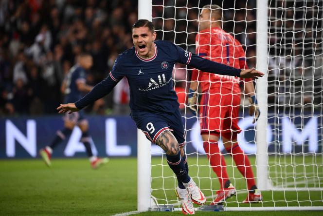 Mauro Icardi a offert la victoire au PSG face à Lyon d'un but de la tête.
