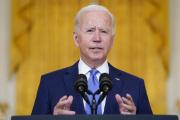 le 16 septembre 2021,le président américain Joe Biden à la Maison-Blanche, à Washington.