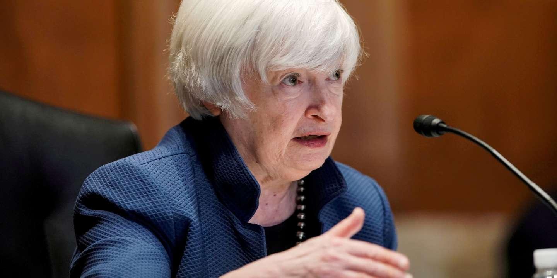 La secrétaire américaine au trésor met en garde contre le risque de « crise financière historique »