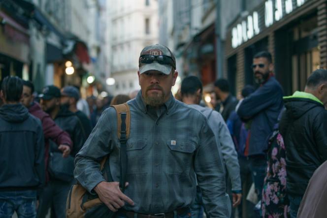 Matt Damon dans le rôle de «Bill» dans le film «Stillwater», du réalisateur Tom McCarthy.