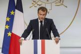 Emmanuel Macron demande «pardon» aux harkis en reconnaissant leur «singularitédans l'histoire de France»