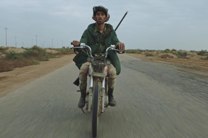 « Notturno», de Gianfranco Rosi, a été tourné au cours des trois dernières années le long des frontières de l'Irak, du Kurdistan, de la Syrie et du Liban.
