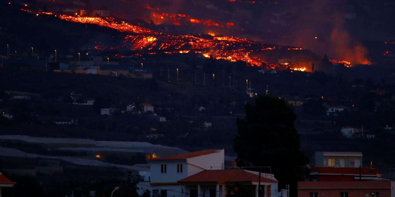 Aux Canaries, le volcan Cumbre Vieja continue de menacer la population